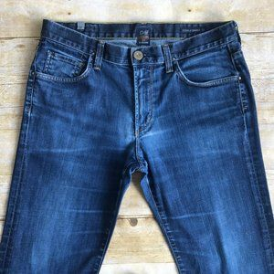 Citizens Of Humanity SID Straight Jeans 34 x 29